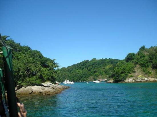 Ilha Grande, RJ: Lagoa azul