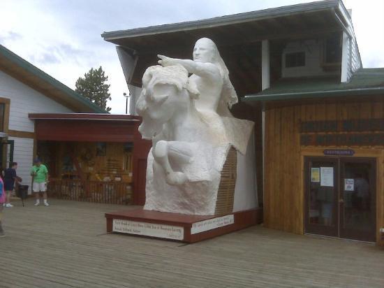 Crazy Horse, Gift Shop