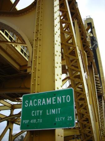 Bilde fra Sacramento