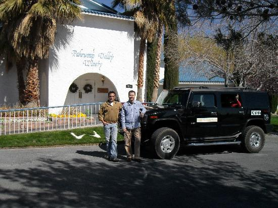 Desert Fox Hummer Tours: Our tour Guides