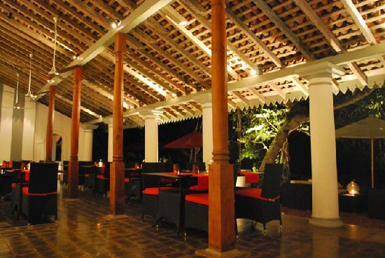 The Wallawwa: Restaurant