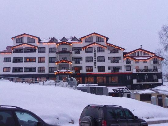 Snezhanka Apartments TMF: The hotel