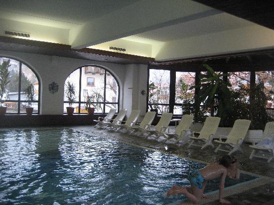 Nauders, Austria: Swimming pool