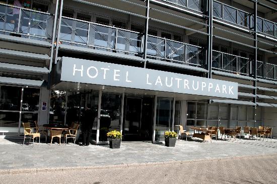 Lobby - Picture of Hotel Lautrup Park, Copenhagen - TripAdvisor