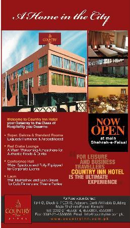 Country Inn Hotel: Let us be your gateway to class of Hospitality