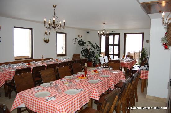 Marisel, โรมาเนีย: Restaurant