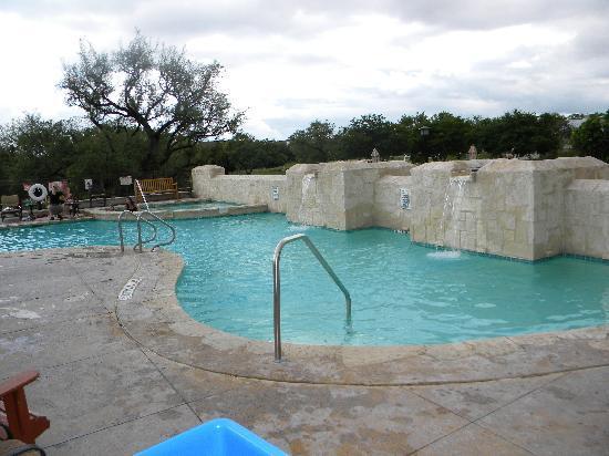 Hilton San Antonio Hill Country Hotel S Pool