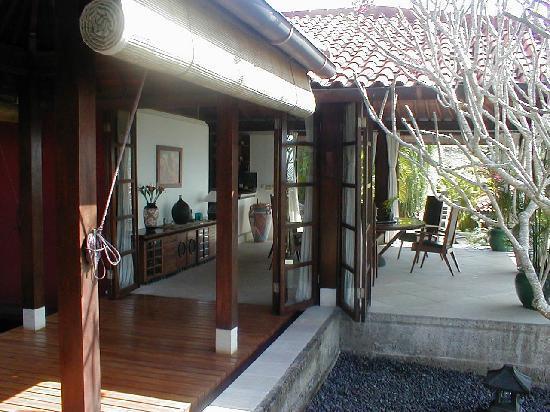 Canang Sari Villas : Dining Area