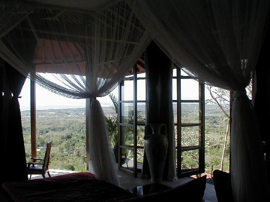 Canang Sari Villas : view from bedroom