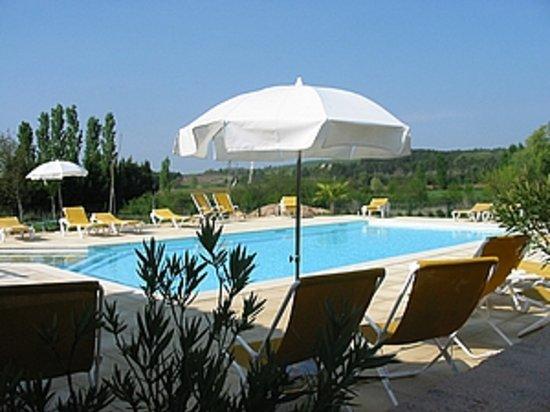 Hotel La Bastide d'Iris: Piscine - La Bastide d'Iris