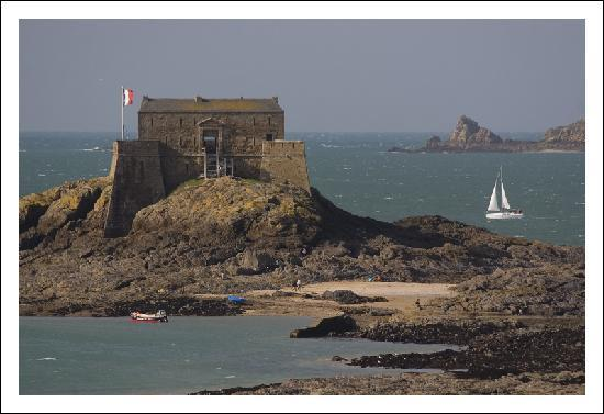 Fort du Petit Be, Saint-Malo