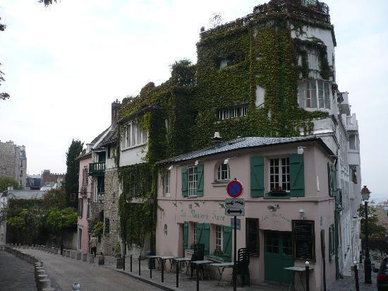 Παρίσι, Γαλλία: Paris Montmatre