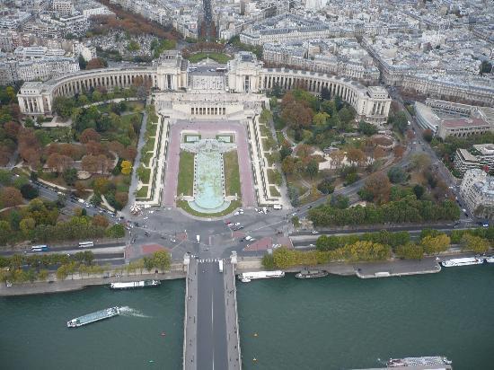 Paris desde Torre Eiffel