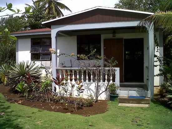Sea Cliff Cottages: Our Sea Cliff cottage