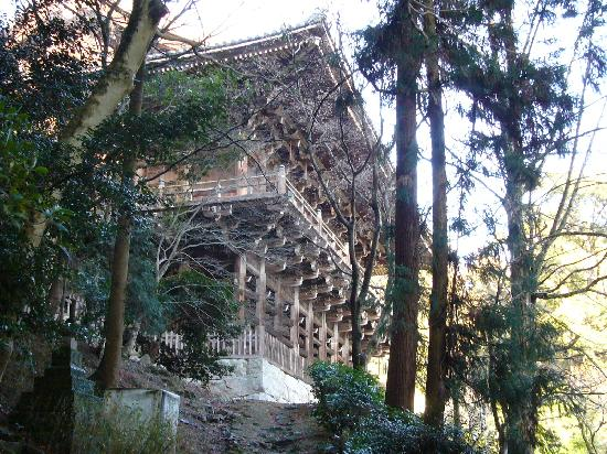 Himeji, Japão: 舞台造り2