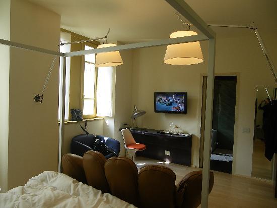 Petronilla Hotel: Studio room 2