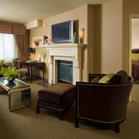 Paramount Hotel: Skyline Suite