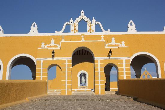 Hacienda Hotel Santo Domingo: Convento de San Antonio de Padua