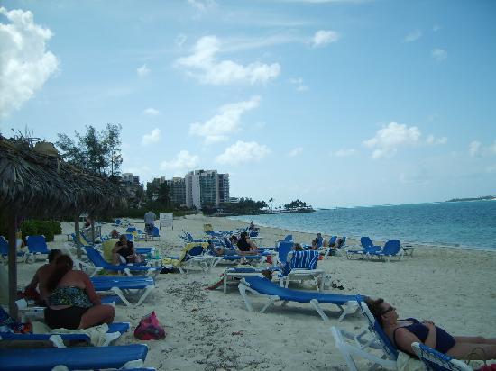 New Cable Beach Resort Bahamas
