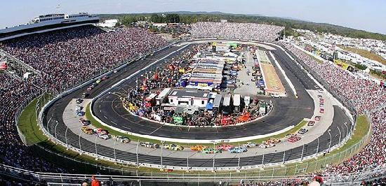 Suburban Extended Stay Hotel of Greensboro - W. Wendover : Martinsville Speedway