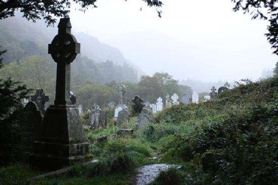 Vale of Glendalough, İrlanda: Glendalough