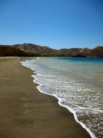 Playa Matapalo, Costa Rica: The beach in front of the resort