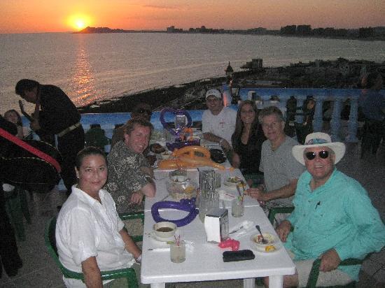 Casa del Capitan : Company dinner