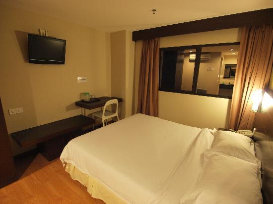 PPisland Hotel : PP Island Hotel Room