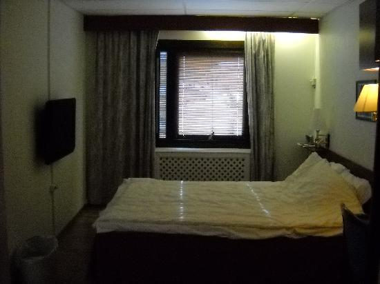 Hotell Edstrom: The bedroom