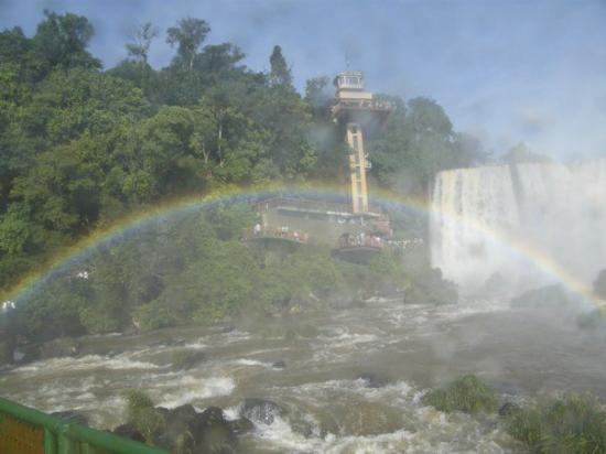 Foz do Iguacu, PR: Rainbow 360?