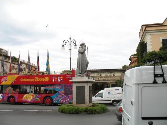 Piazza Tasso Photo