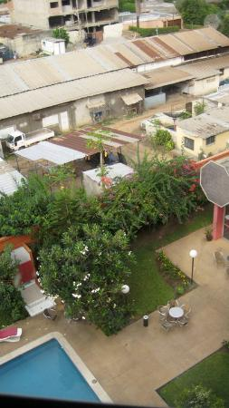 Абиджан, Кот-д'Ивуар: Hotel IBIS at Abidjan, Cote d'Ivoire