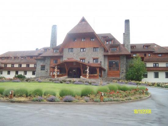 Llao Llao Hotel and Resort, Golf-Spa: Hotel Llao Llao