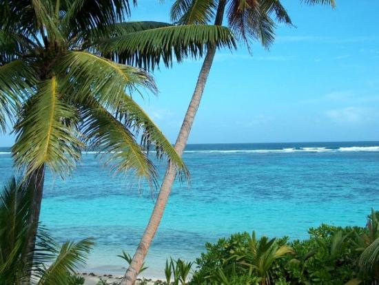 Praslin, Seychellerna: Seychellerne 2004