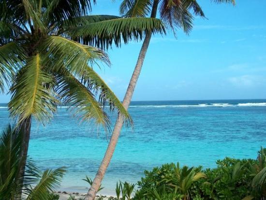Praslin Island, Seychelles: Seychellerne 2004