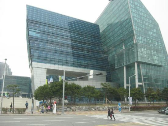 Bilde fra Busan