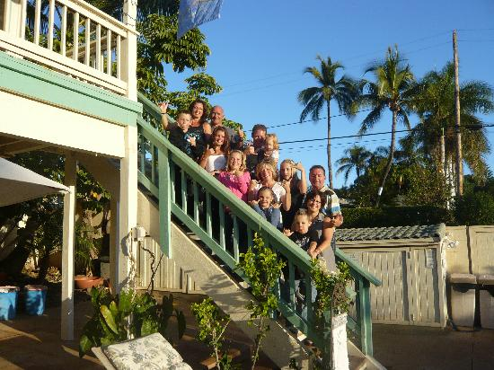 Wai Ola Vacation Paradise: One final picture of our group!!! SO SAD TO LEAVE!!!