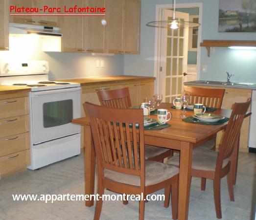 Appartement La Bonte: Cuisine complète