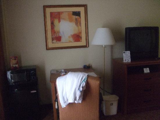 Best Western Corpus Christi: TV & table
