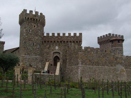 S:T Helena, Kalifornien: Castello del Amorosa
