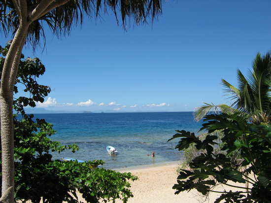 Waya Lailai, Fiji: Paradise