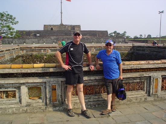 Royal Holiday Hanoi Hotel: the two josephs