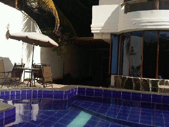 Galapagos Islands Hotel: Casa Natura Pool