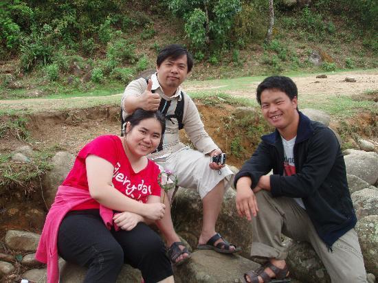 Fansipan View Hotel: Me, Hong & Dung