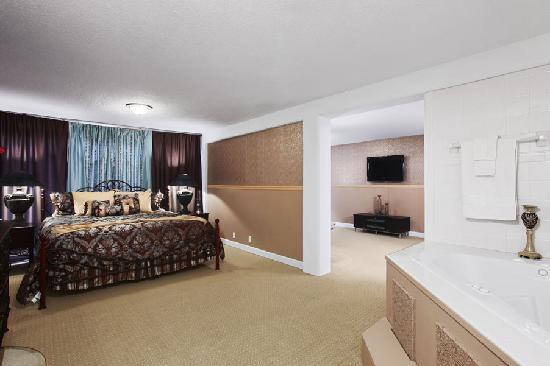 Howard Johnson Burlington: Bridal Suite