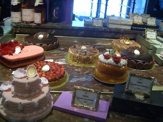 Laduree : 素敵すぎるケーキ。