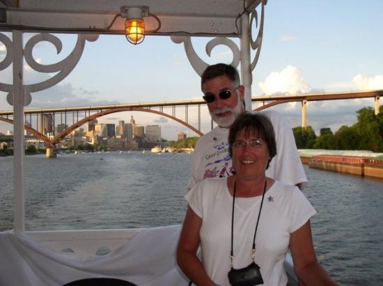 Сент-Пол, Миннесота: Dinner Cruise July 4, St. Paul, Mn
