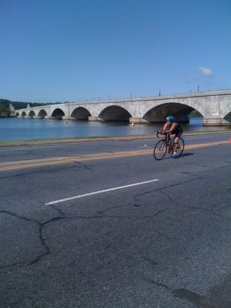 Potomac River: Nation's beautiful bike ride