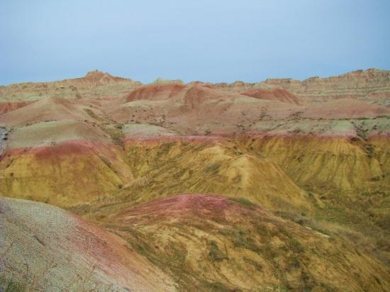 Gambar Badlands National Park