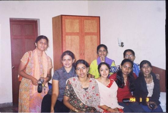 Kodaikanal, Indien: College tour..